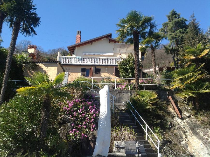 Freistehendes Ferienhaus  in Cannobio