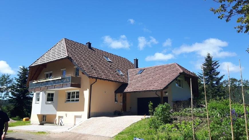 holiday flat called Toskana in the Black Forest