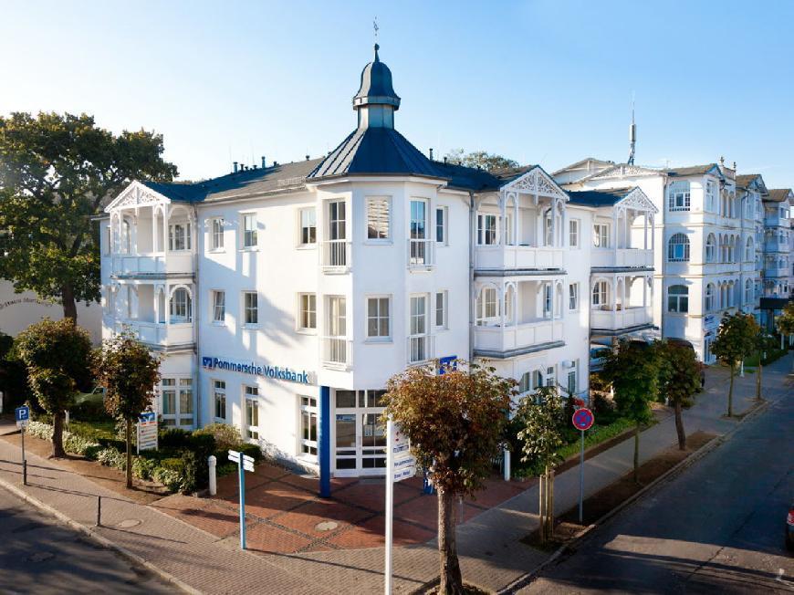 Holiday apartment Villa Volksbank in Binz