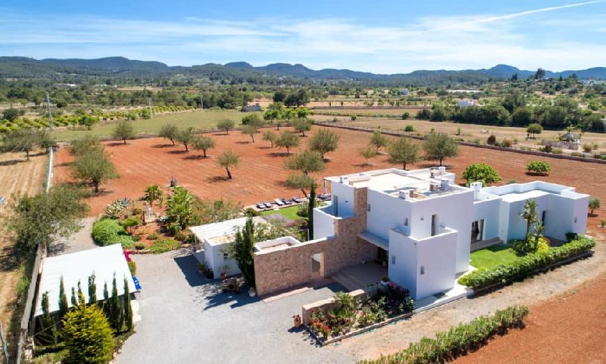 Can Abogacy in Can Tomas auf Ibiza, Balearen