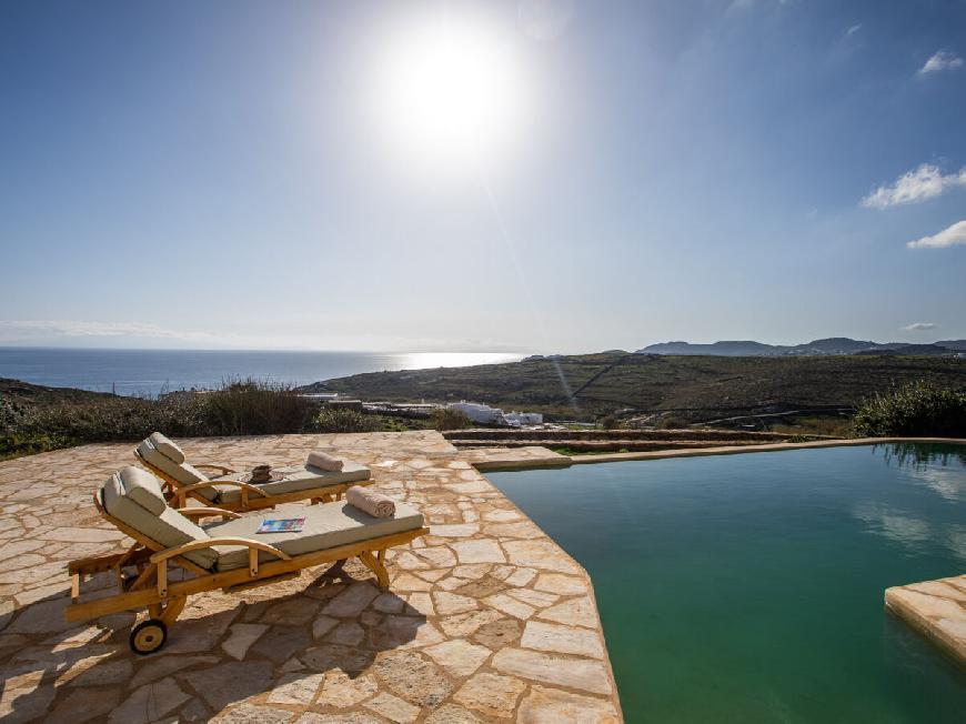 Villa Zen Residence auf Mykonos, Griechenland