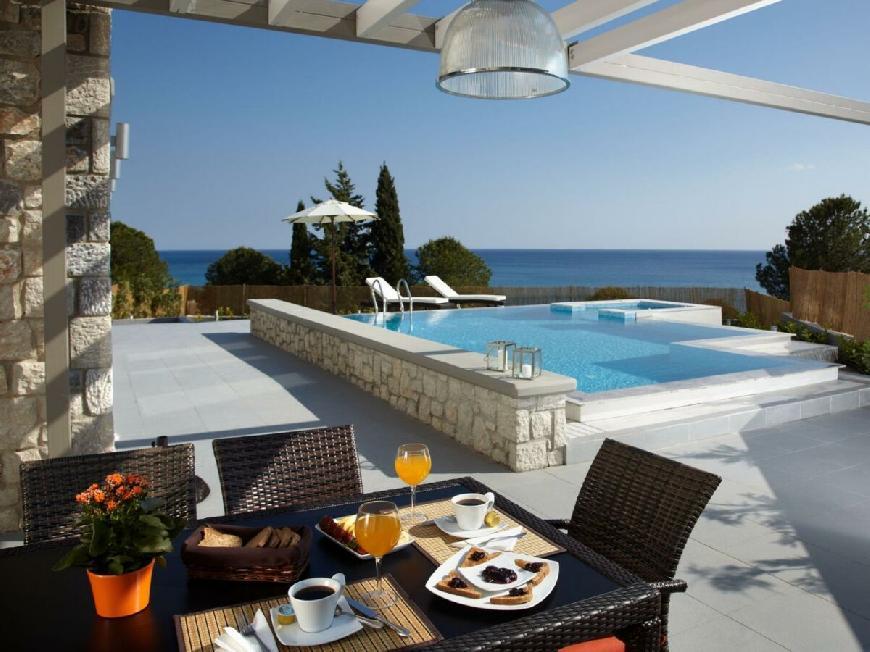 Villa Eleana in Pefki auf Rhodos, Griechenland