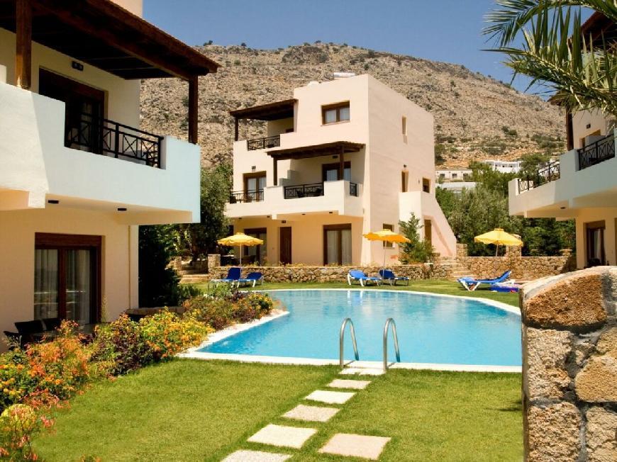 Villa Blue Dream Executive in Pefki auf Rhodos