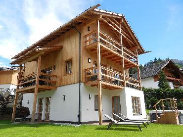 Chalet Lujanta in Enneberg