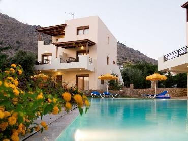 Villa Blue Dream Superior in Pefki on Rhodes